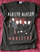 Marilyn Manson mOBSCENE