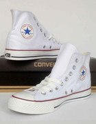 Trampk biale Conversy All star New
