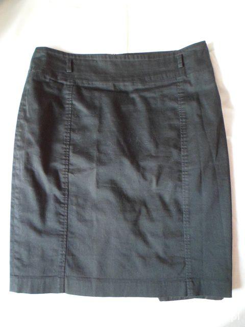 Spódnice elegancka czarna spódnica new look