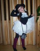 kostium na bal przebierańców dla dziewczynki...