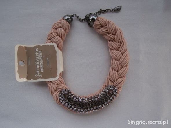 Naszyjnik stradivarius