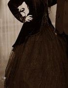 Gotycki płaszcz PHAZE