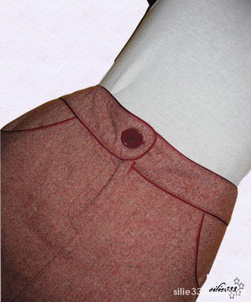 Spódnice Wełniana spódnica HM m elegancka
