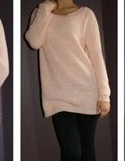 piękny sweterek modny kolor