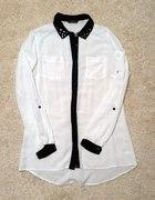 koszula lamówka