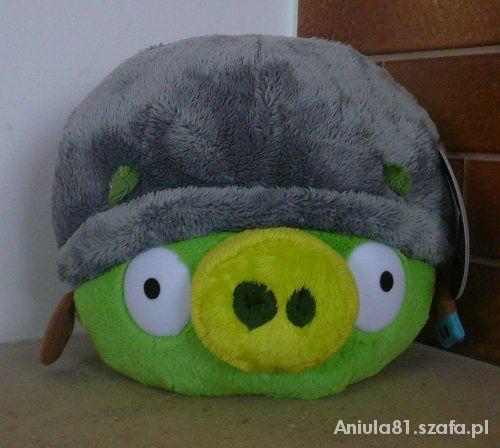 Zabawki Angry Birds Świnia w hełmie