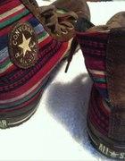 converse 40 aztec indian skóra