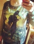 Swetro bluzka crow butik