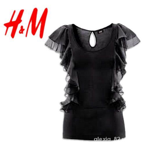 Falbanki H&M