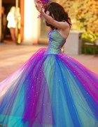 Sukienka księżniczki...