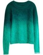 Sweterek Ombre
