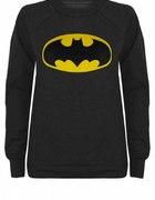 Bluza BATMAN print czarna