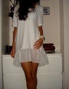 Sukienka biała jak Siwiec...