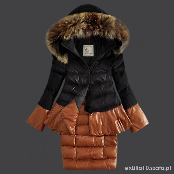 płaszcz moncler zimowa