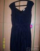 plisowana sukienka h&m...