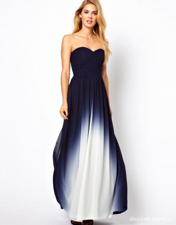 Nieziemska suknia ASOS