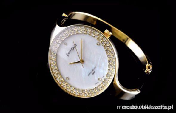 Gino rossi złoty zegarek...