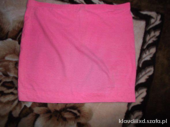 Spódnice Spódniczka neonowa H&M