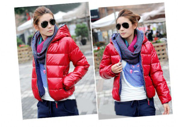 Ubrania Pikowana kurtka