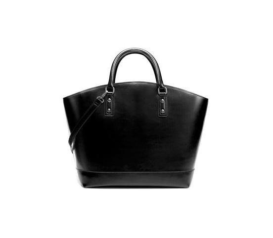 Shopper bag Zara czarna