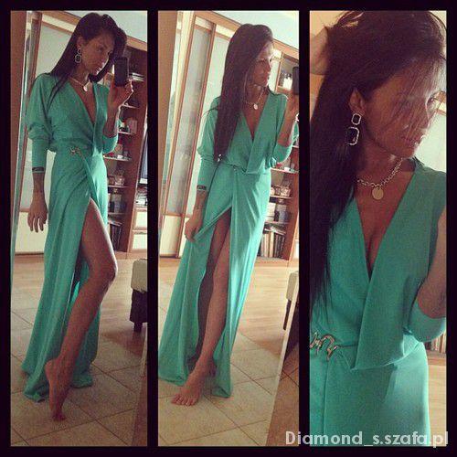 Eleganckie maxi dress