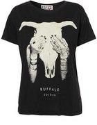 TopShop buffalo czaszka kozła