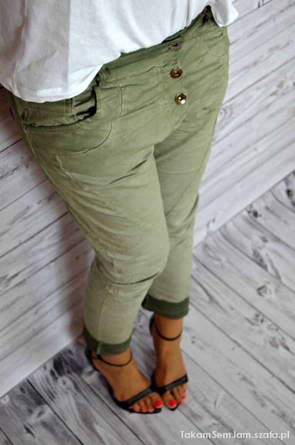DEKATYZOWANE spodnie DUO WASH KUPISZ