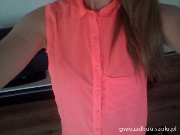 neonowa koszula tally weijl