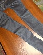 rurki jeansowe 36