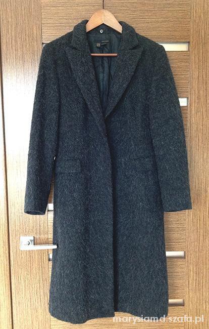 Zara płaszcz 34