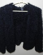 włochaty sweter h&m