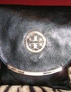 czarna listonoszka logo...
