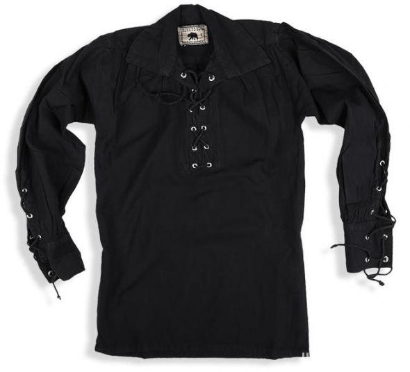Koszula piracka gotycka thomas