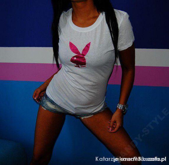 Koszulka PLAYBOY...