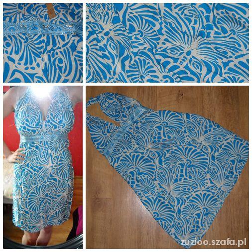 Suknie i sukienki WYPRZEDAŻ Sukienka na lato