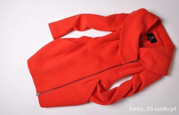 Odzież wierzchnia Piena rudy płaszcz