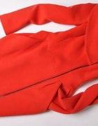 Piena rudy płaszcz...