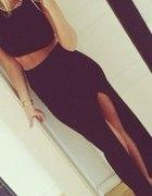black black...