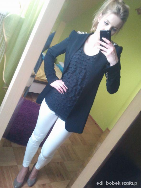 Eleganckie Biel i czerń