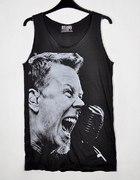 T shirt top Hetfield Metallica