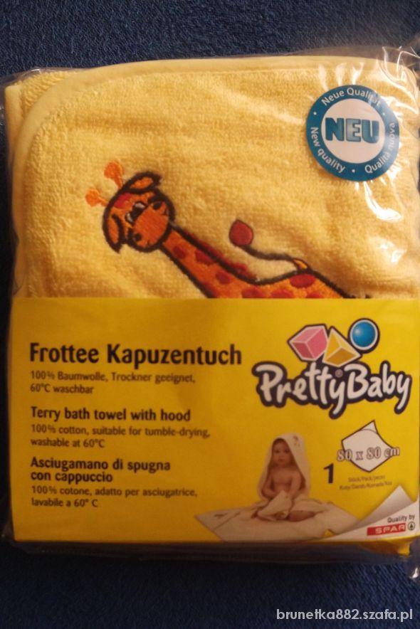 Ręcznik z żyrafką NOWY