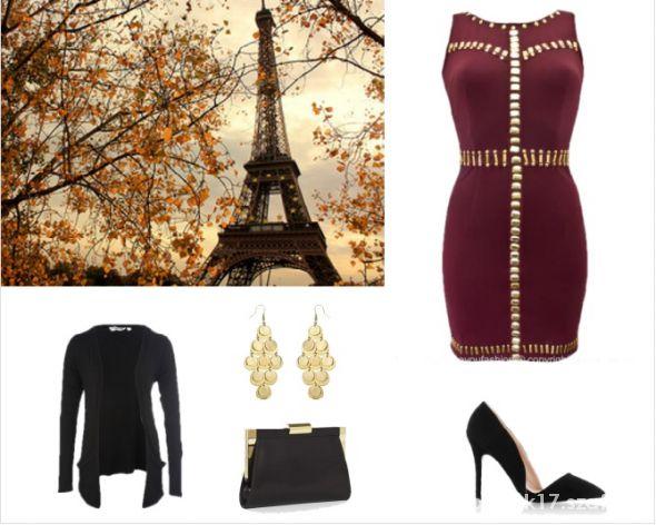 Eleganckie Jesienna Elegancja