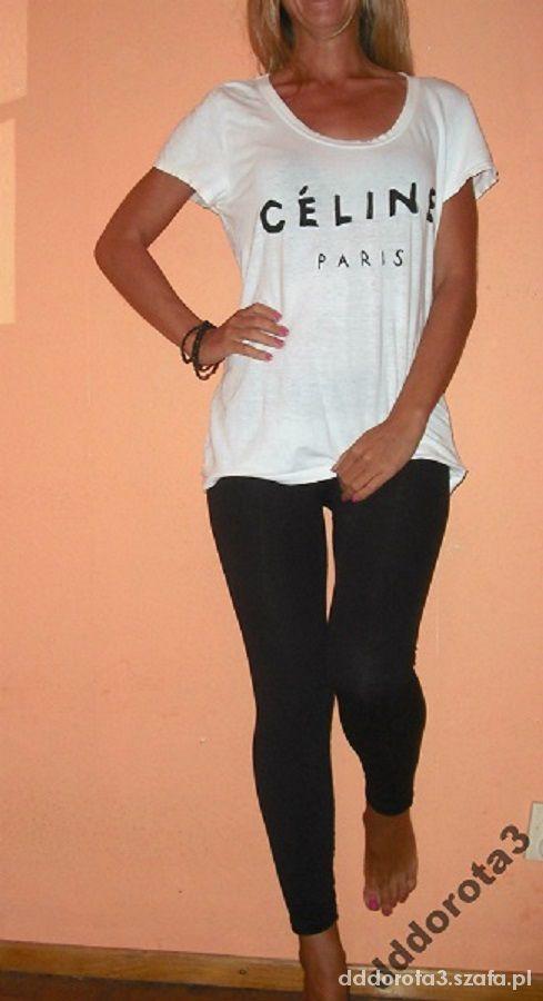 biała Celine Paris