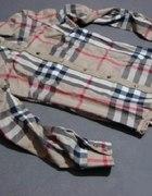 Koszula Burberry angielska krata...