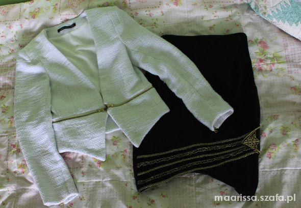 Spódnice Czarna asymetryczna