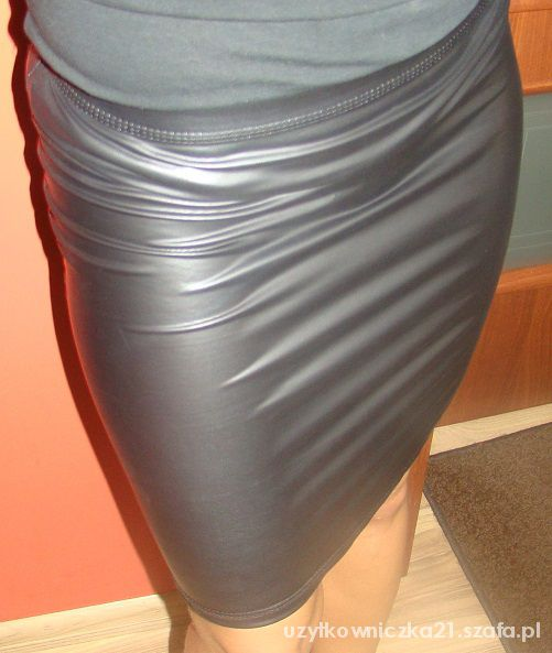 Spódnice nowa skorzana mini midi ihit