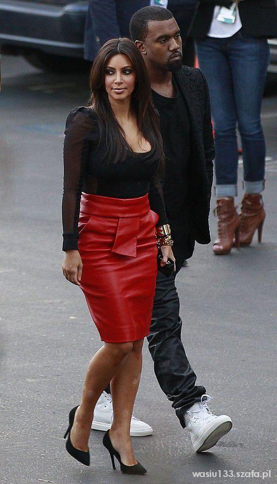 Eleganckie spódnica dopasowana