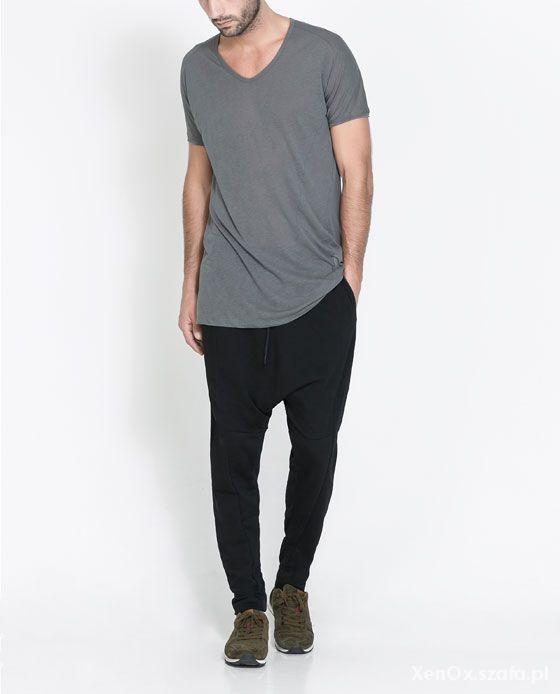 Spodnie dresowe ZARA