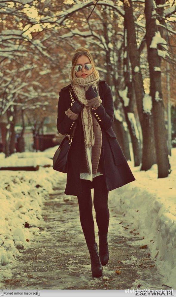 Wasze inspiracje zimowo