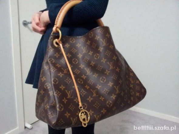 Torba Louis Vuitton model Artsy MM numer seryjny w Torebki na co ... ef74ad33d0e
